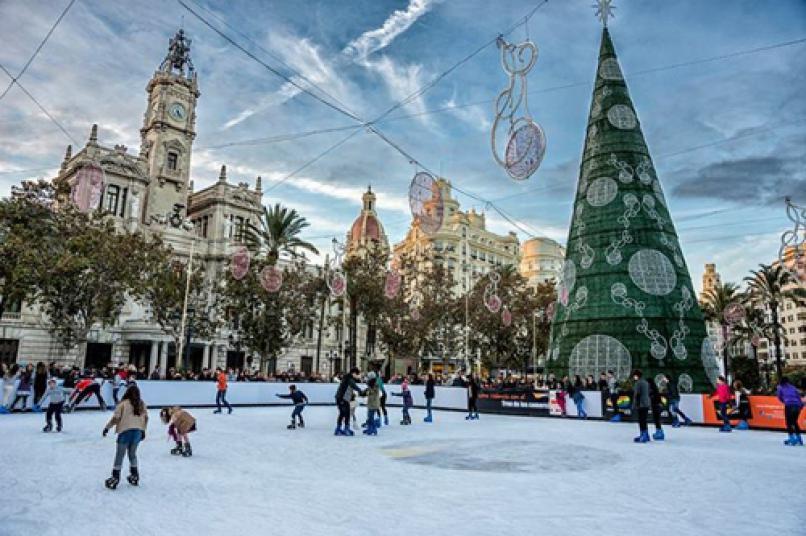 Invierno en valencia - Actividades navidad valencia ...